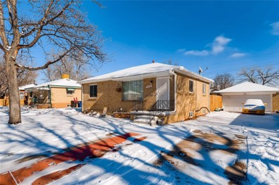 1638 S Utica Street, Denver, CO 80219 - MLS#: 2973680