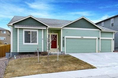 7584 Bonterra Lane, Colorado Springs, CO 80925 - MLS#: 2974917