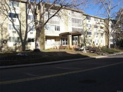 350 S Clinton Street UNIT 12C, Denver, CO 80247 - MLS#: 2975326