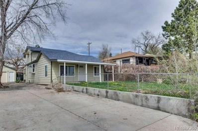 3345 S Canosa Court, Englewood, CO 80110 - MLS#: 2978846