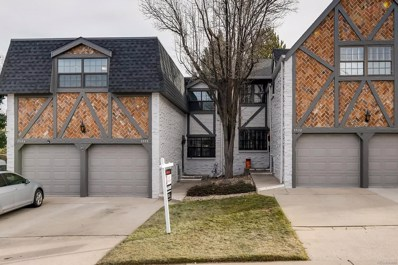 3526 S Ivanhoe Street, Denver, CO 80237 - MLS#: 2985558