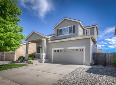 4521 Crow Creek Drive, Colorado Springs, CO 80922 - MLS#: 2986279