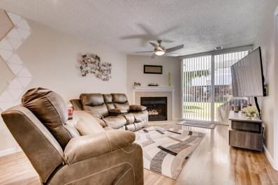 11107 E Alameda Avenue UNIT 101, Aurora, CO 80012 - MLS#: 2986304