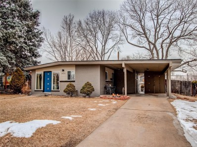 6024 Cody Street, Arvada, CO 80004 - #: 2997593