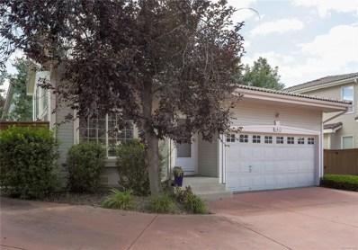 1413 Braewood Avenue, Highlands Ranch, CO 80129 - MLS#: 3004499