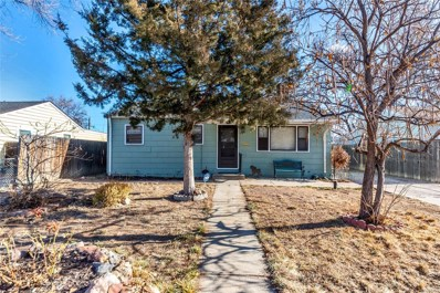 1750 Alton Street, Aurora, CO 80010 - MLS#: 3006564