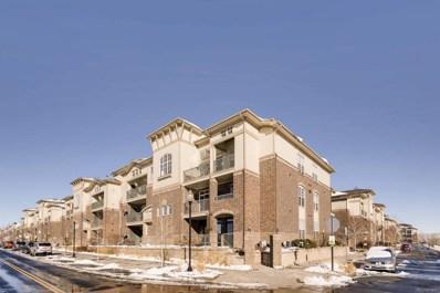3872 S Dallas Street UNIT 7-306, Aurora, CO 80014 - MLS#: 3007683