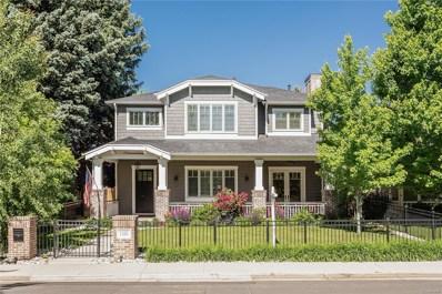 1365 S Saint Paul Street, Denver, CO 80210 - MLS#: 3015248