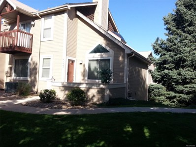 4168 S Mobile Circle UNIT F, Aurora, CO 80013 - MLS#: 3017852