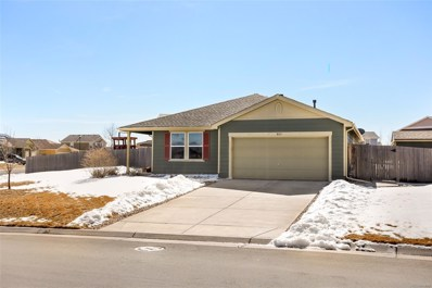 803 Sagebrush Drive, Lochbuie, CO 80603 - #: 3018049