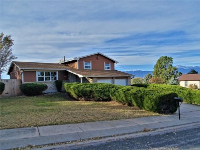 5215 Coneflower Lane, Colorado Springs, CO 80917 - MLS#: 3020594
