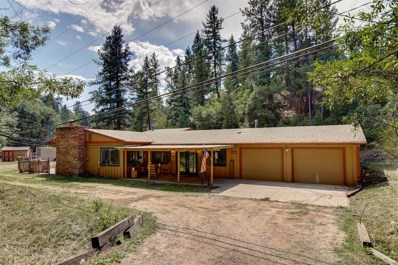 5191 Parmalee Gulch Road, Indian Hills, CO 80454 - #: 3021741