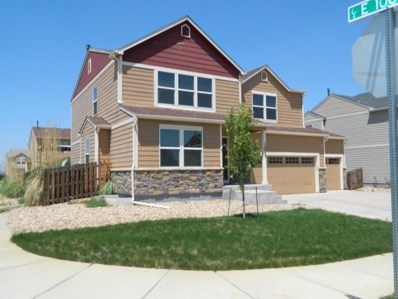 10003 Fairplay Street, Commerce City, CO 80022 - MLS#: 3024285
