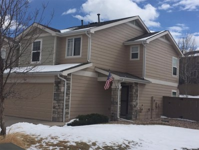 5707 Raleigh Circle, Castle Rock, CO 80104 - MLS#: 3024769