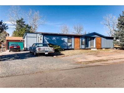 8875 S Brentwood Street, Littleton, CO 80128 - MLS#: 3027958