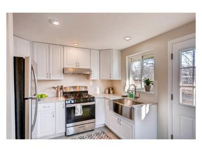 8752 W 46th Avenue, Wheat Ridge, CO 80033 - MLS#: 3031501