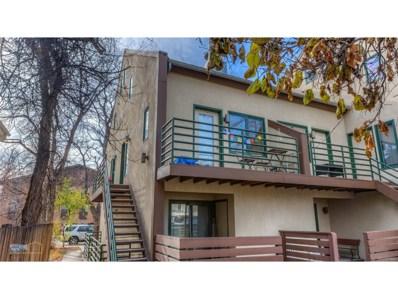 1825 Marine Street UNIT 13, Boulder, CO 80302 - MLS#: 3031859