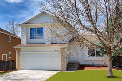 9687 Newcastle Drive, Highlands Ranch, CO 80130 - MLS#: 3035535