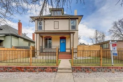 2810 N Race Street, Denver, CO 80205 - MLS#: 3038192