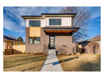 1373 S Garfield Street, Denver, CO 80210 - MLS#: 3043819