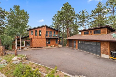 8303 Gray Fox Drive, Evergreen, CO 80439 - #: 3046017