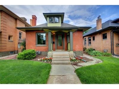 2609 Eudora Street, Denver, CO 80207 - MLS#: 3046853