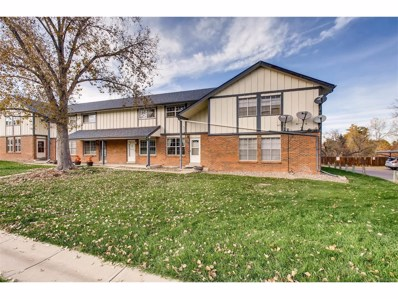7039 S Webster Street UNIT J, Littleton, CO 80128 - MLS#: 3047732
