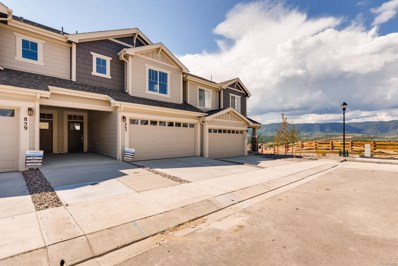 863 Marine Corps Drive, Monument, CO 80132 - MLS#: 3050813