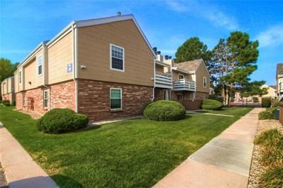 3326 S Ammons Street UNIT 9-201, Lakewood, CO 80227 - MLS#: 3052511
