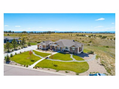 7621 Grande River Court, Parker, CO 80138 - MLS#: 3054319