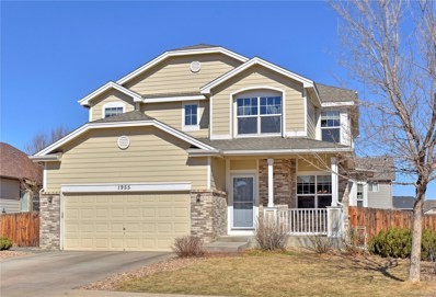 1955 E 166th Avenue, Thornton, CO 80602 - MLS#: 3054637