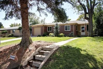 5544 E Utah Place, Denver, CO 80222 - MLS#: 3055601
