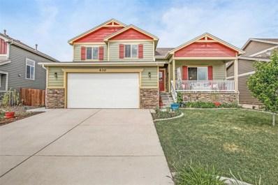 430 Grange Lane, Johnstown, CO 80534 - #: 3056647