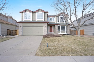 485 Bexley Street, Highlands Ranch, CO 80126 - MLS#: 3059345
