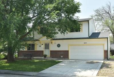 2431 Spencer Street, Longmont, CO 80501 - MLS#: 3063497
