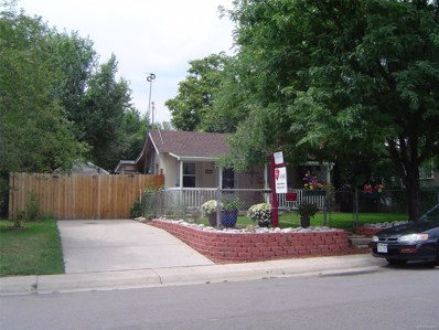 217 Osceola Street, Denver, CO 80219 - MLS#: 3063616