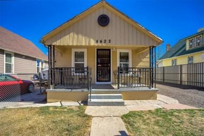 4422 Lincoln Street, Denver, CO 80216 - MLS#: 3063920