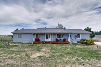 10326 County Road 110, Kiowa, CO 80117 - #: 3064305