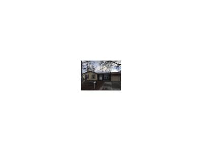 16552 E Villanova Place, Aurora, CO 80013 - MLS#: 3064759
