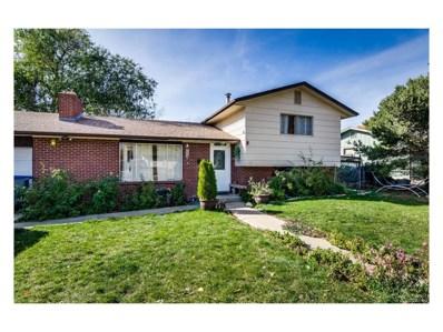 1511 Willodene Drive, Longmont, CO 80504 - MLS#: 3067904