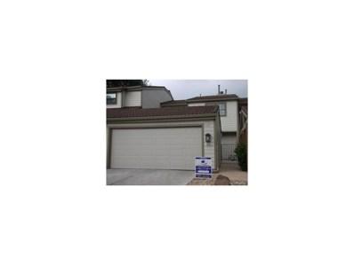 7900 W Layton Avenue UNIT 842, Littleton, CO 80123 - MLS#: 3068370