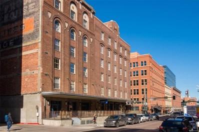 1449 Wynkoop Street UNIT 205, Denver, CO 80202 - #: 3070132