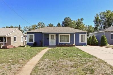 5050 Decatur Street, Denver, CO 80221 - MLS#: 3070896
