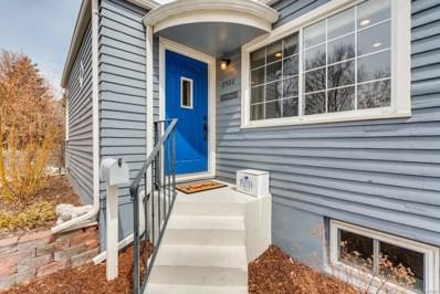 2500 S Marion Street, Denver, CO 80210 - MLS#: 3072252