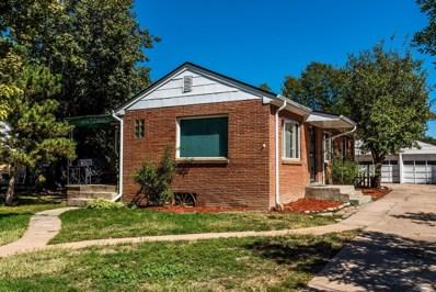 4588 S Grant Street, Englewood, CO 80113 - MLS#: 3073179