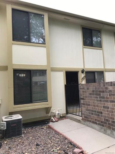 1858 W 102nd Avenue, Thornton, CO 80260 - #: 3073837