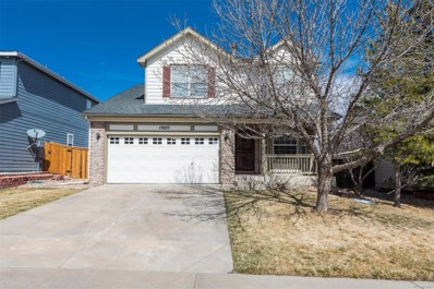 15635 Crystallo Drive, Parker, CO 80134 - MLS#: 3074588