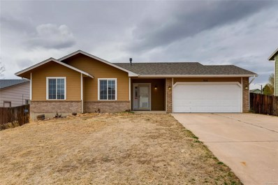 950 Lindstrom Drive, Colorado Springs, CO 80911 - MLS#: 3085700
