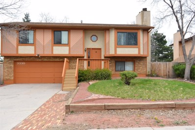 3330 Mirage Drive, Colorado Springs, CO 80920 - #: 3089935