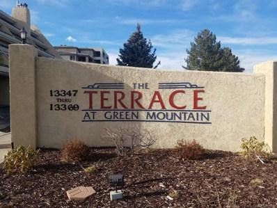 13347 W Alameda Parkway UNIT 201, Lakewood, CO 80228 - #: 3095188